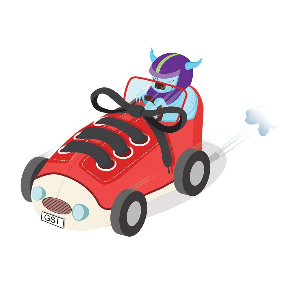 gordon scott car