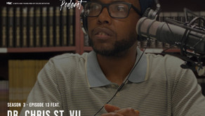 Breaking Barriers Podcast - Season 3 - Episode 13 feat. Dr. Chris St. Vil