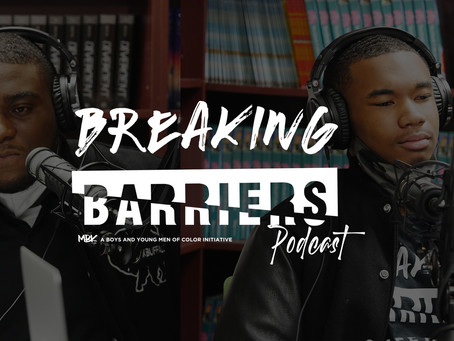 Breaking Barriers Podcast - Season 3 Episode 9 feat. Shawn Dove