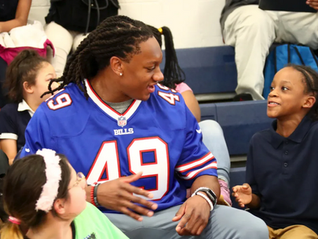 Bills players' social justice committee fund awards $270K to Western New York programs