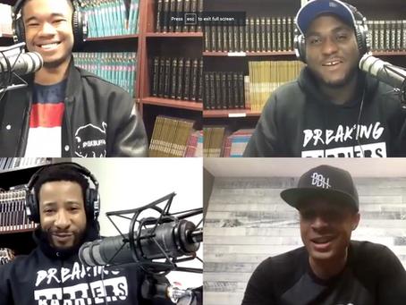 Breaking Barriers Podcast - Season 3 Episode 10 feat. Ryan Tillman