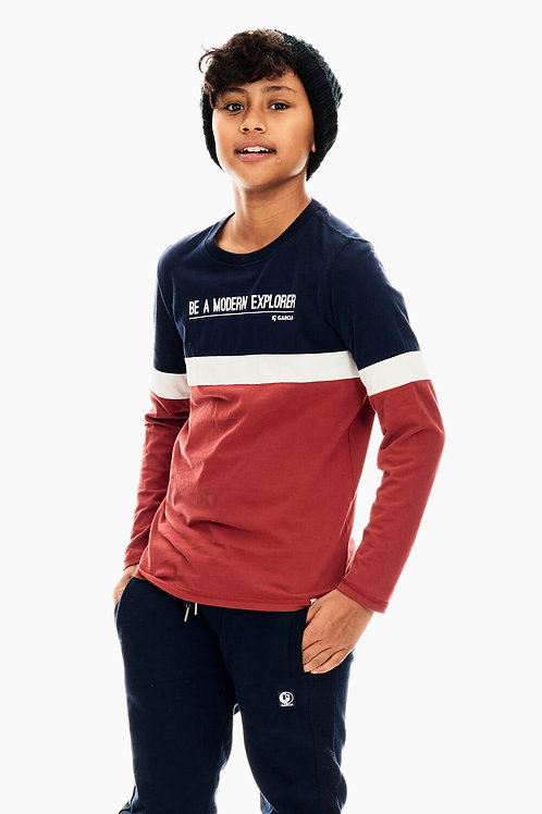 T-shirt Explorer Garcia