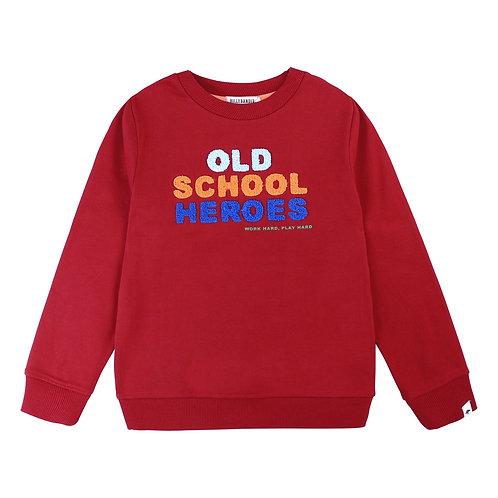 Sweat-shirt Old School Heroes Billybandit