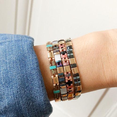 Bracelet perle japonaise