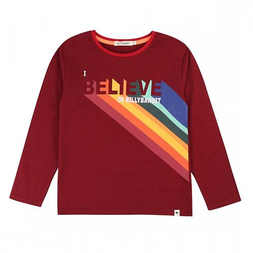 T-shirt Believe Billybandit