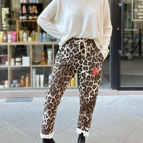 Pantalon Jenna camel Banditas