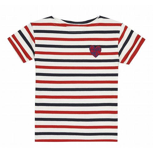 T-shirt Love is all Maison Labiche