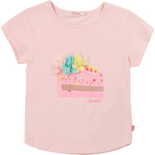 T-shirt gâteau Billieblush