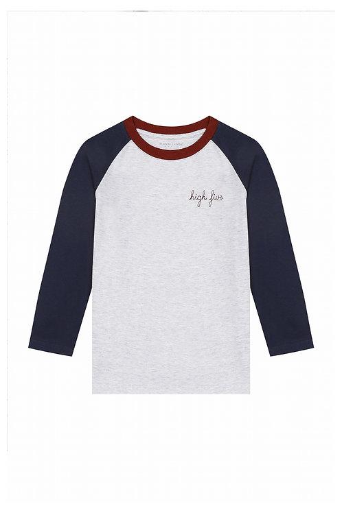 T-shirt High Five Maison Labiche