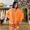 Thumbnail: Pull Susanna orange Banditas