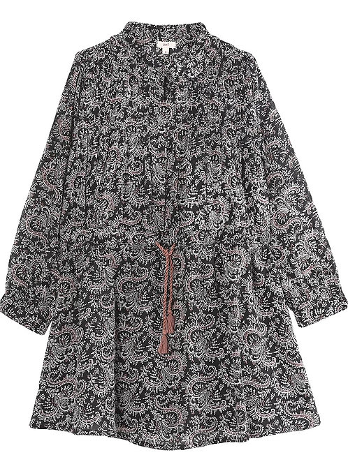 Robe imprimée Zef Paris