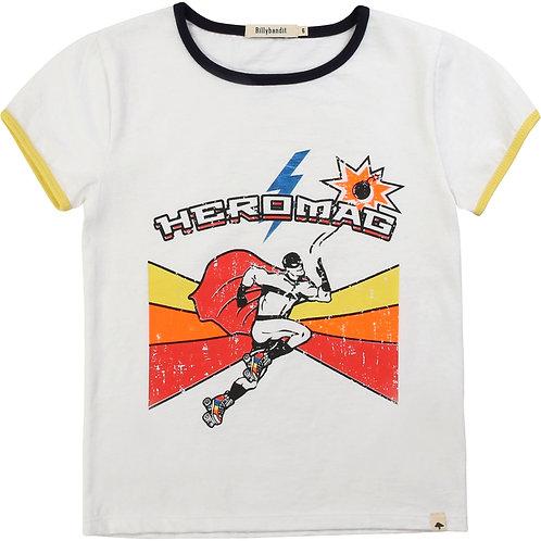 T-shirt Heromag Billybandit
