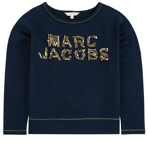 T-shirt perles Little Marc Jacobs