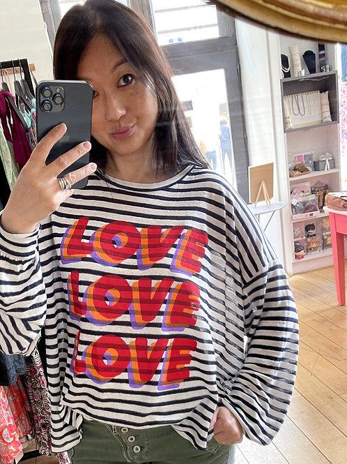 T-shirt Candice Banditas