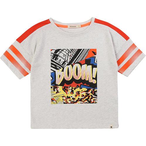 T-shirt Boom Billybandit