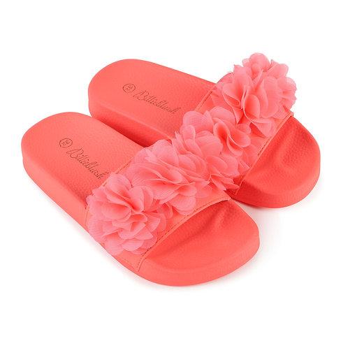 Sandales claquettes Billieblush