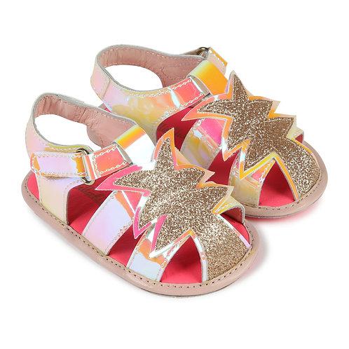 Sandales bébé Palmier Billieblush