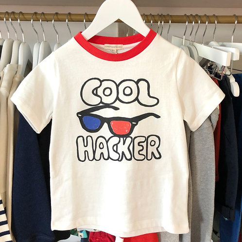T-shirt Cool Hacker