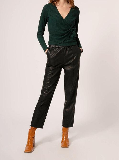 Pantalon Peony noir Frnch
