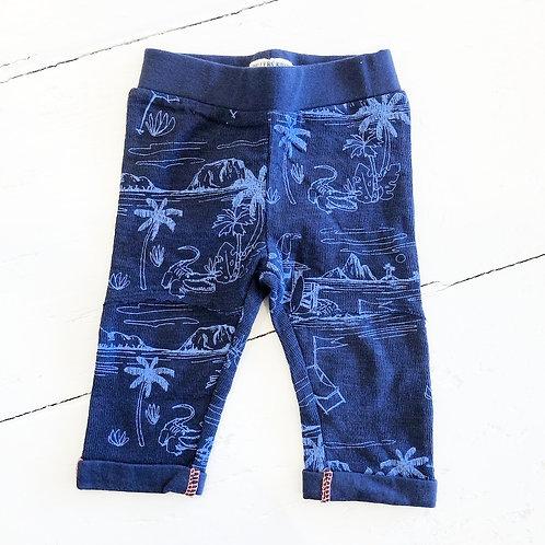 Pantalon bébé palmier Billybandit