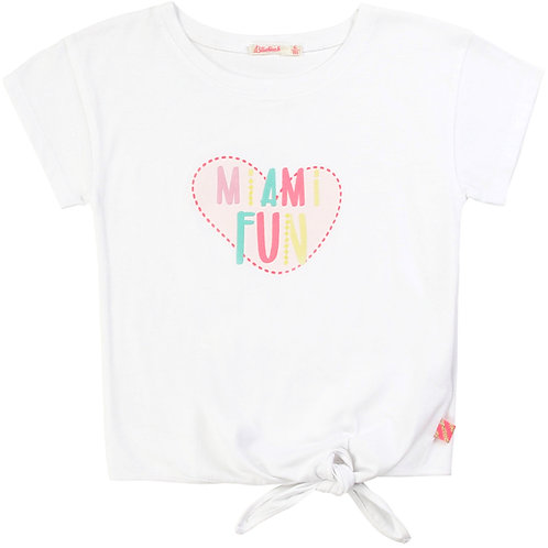 T-shirt Miami Billieblush