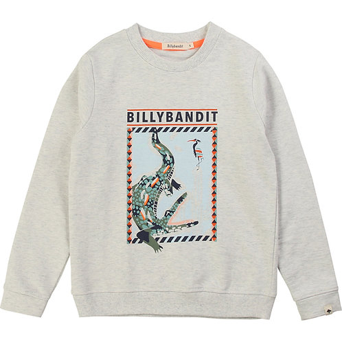 Sweat-shirt Crocodile Billybandit