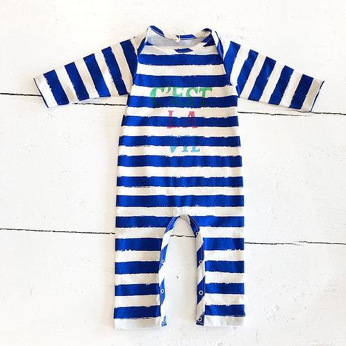 Pyjama bébé c'est la vie Noé et Zoë