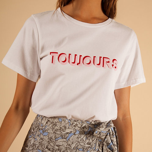 T-shirt Toujours FRNCH
