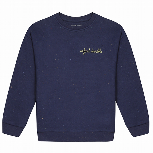 Sweat-shirt Enfant terrible Maison Labiche
