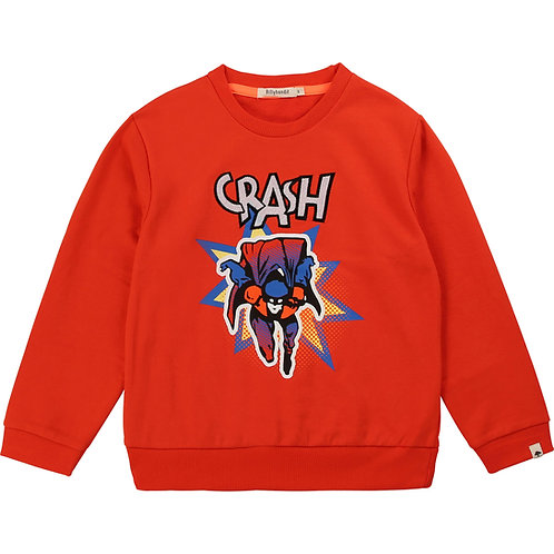 Sweat-shirt Crash Billybandit