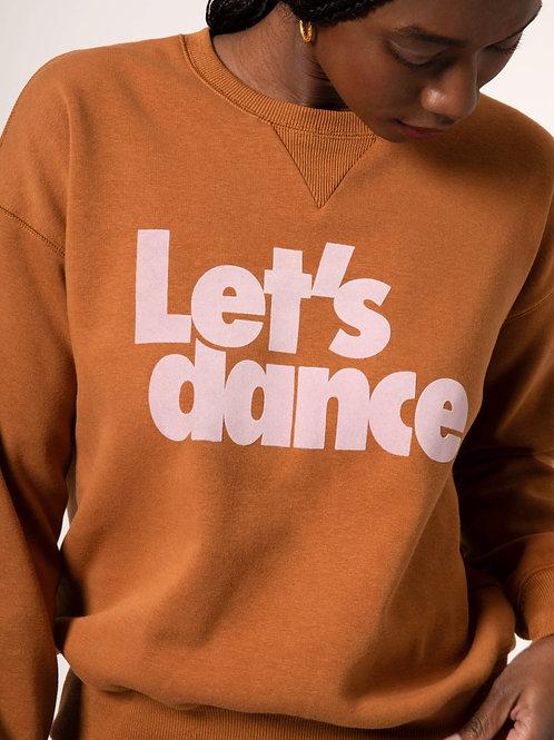 sweat-shirt dance frnch