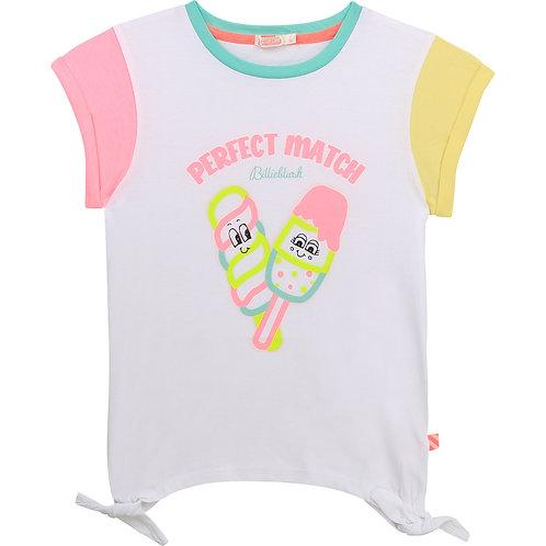 T-shirt Perfect Match Billieblush