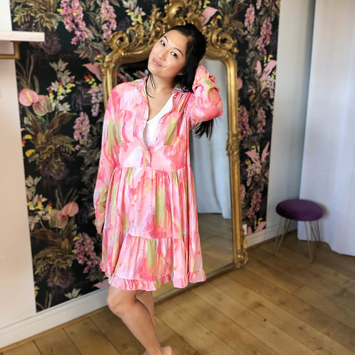 Robe courte Rosa Banditas