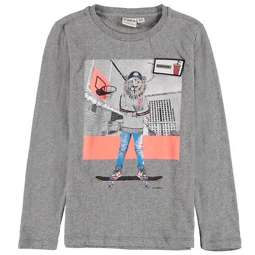 T-shirt skate Garcia
