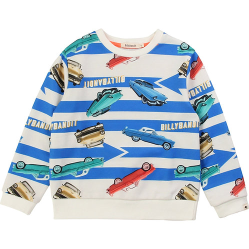 Sweat-shirt Cars Billybandit