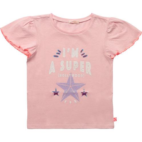 T-shirt Super Billieblush