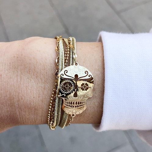 Bracelet My Skull