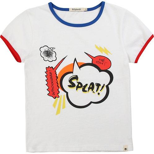 T-shirt Splat Billybandit