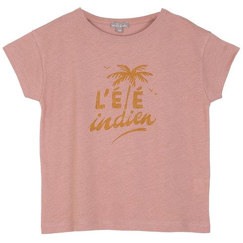 T-shirt Eté indien Emile et Ida