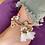 Thumbnail: Bracelet Lou poignet ou cheville