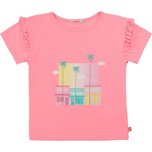 T-shirt Tagada Billieblush