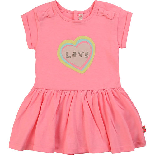 Robe bébé Love Billieblush
