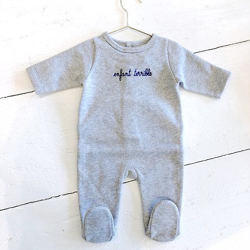 Pyjama enfant terrible Maison Labiche