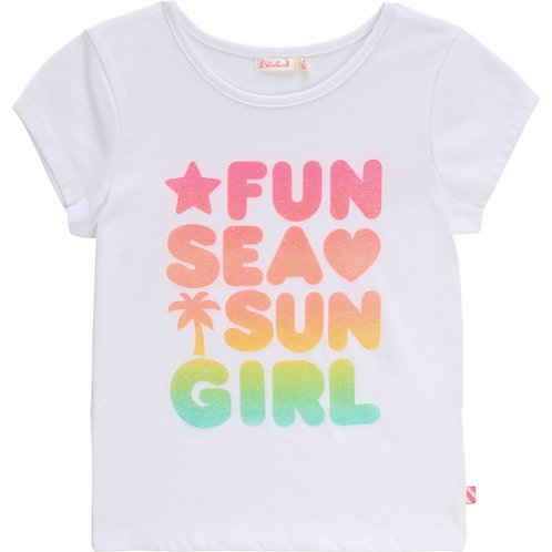 T-shirt Sea Fun Billieblush
