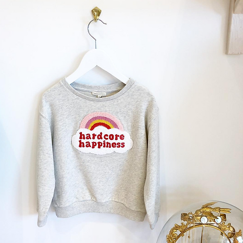 Sweat shirt Hardcore happiness Hundred Pieces