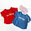 Thumbnail: T-shirt Mini Blonde Mini Brune Blune Paris