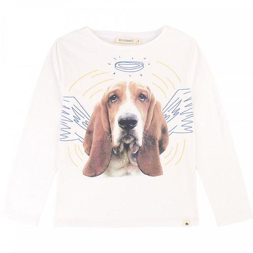 T-shirt chien ange Billybandit