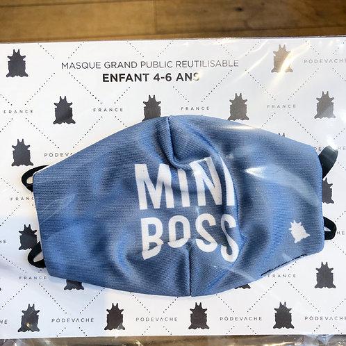 Masque Mini Boss Podevache