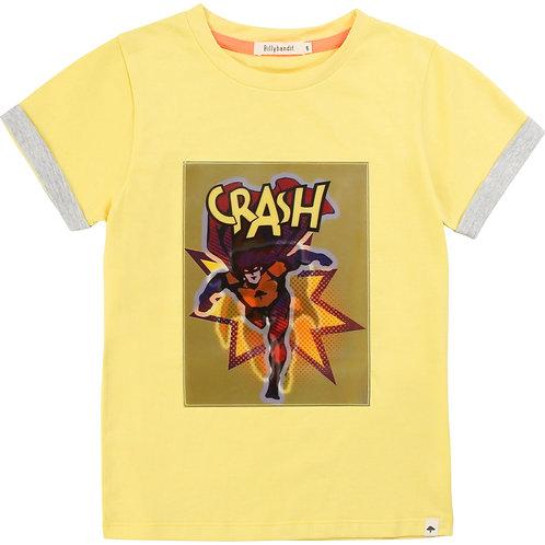 T-shirt crash Billybandit