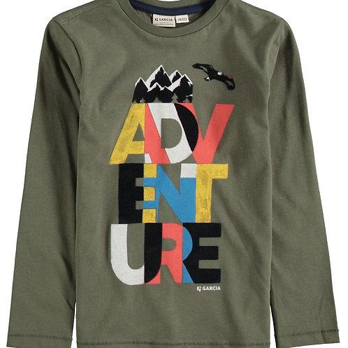 T-shirt Adventure Garcia